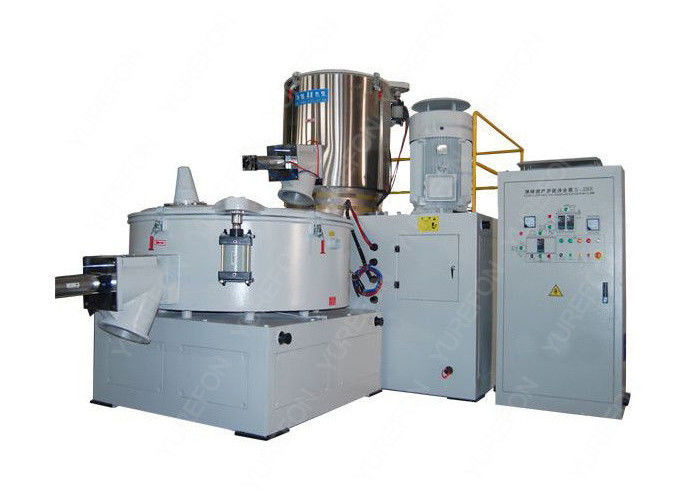 PLC Programmable Control Plastic Material Mixer Machine High Speed SRL - Z 300 / 600